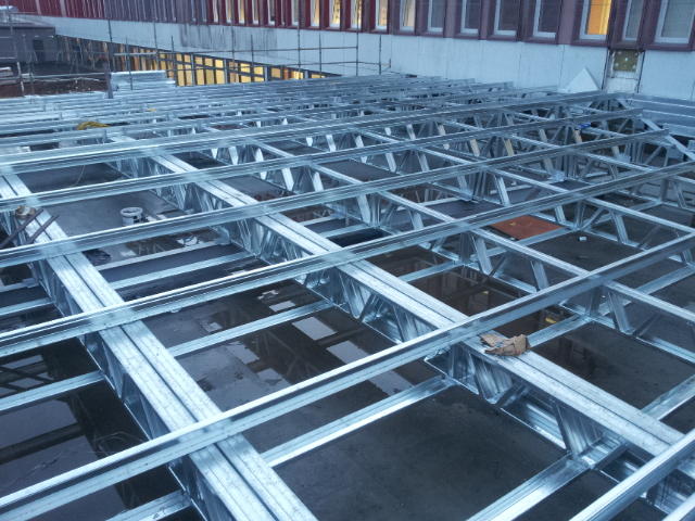 Stud frame systems