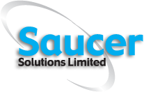 Saucer Solutions. Back to homepage